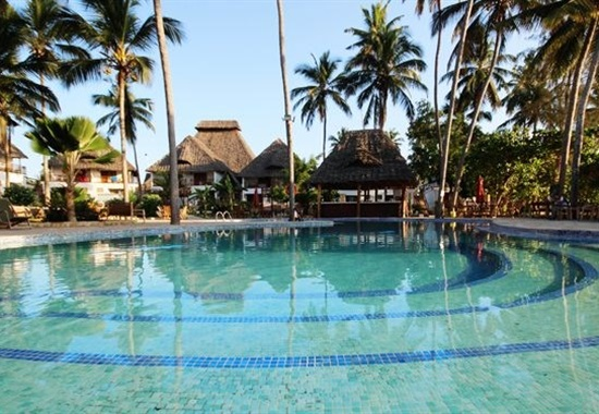 Paradise Beach Resort - Tanzanie a Zanzibar