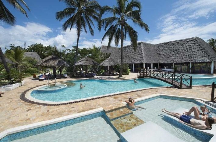 Uroa Bay Beach Resort - Zanzibar