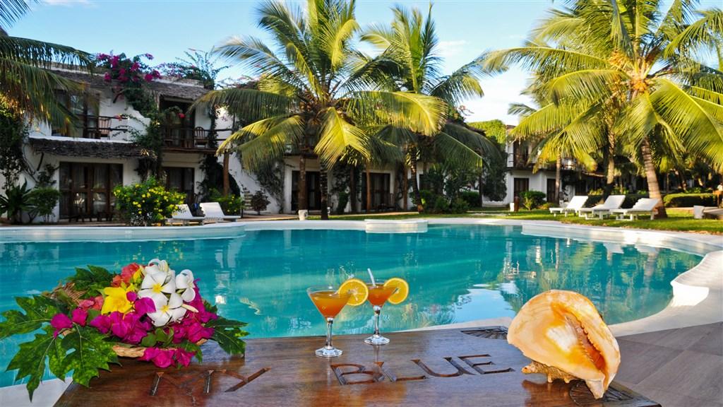 My Blue Hotel - Zanzibar