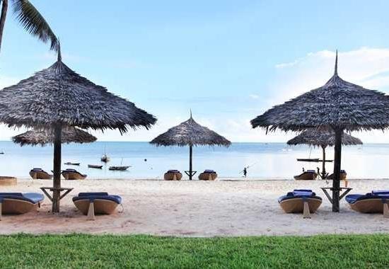 DoubleTree Resort by Hilton Nungwi - Tanzanie a Zanzibar