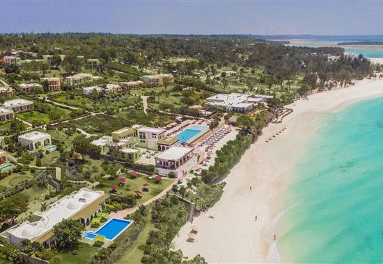 RIU Palace Zanzibar - Tanzanie a Zanzibar