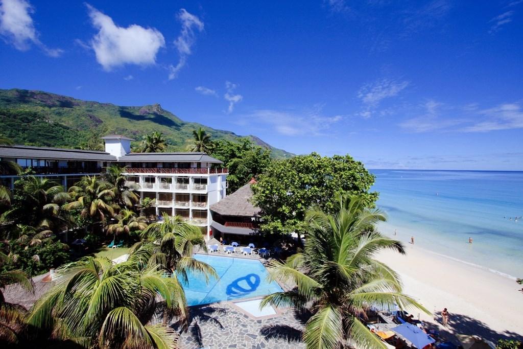 Coral Strand - Seychely