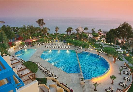 Kanika Elias Beach - Jižní Kypr - Limassol