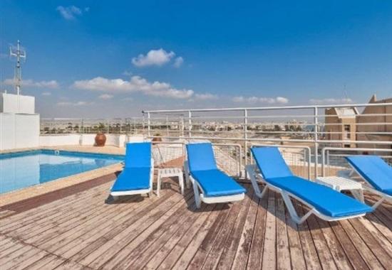 Flamingo Beach - Jižní Kypr - Larnaka