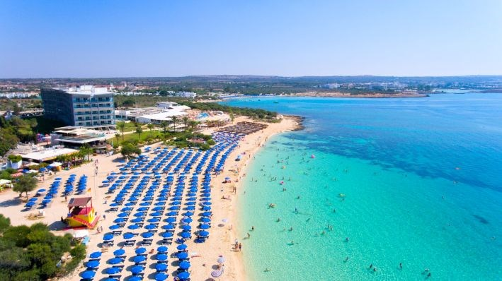 Asterias - Jižní Kypr - Ayia Napa