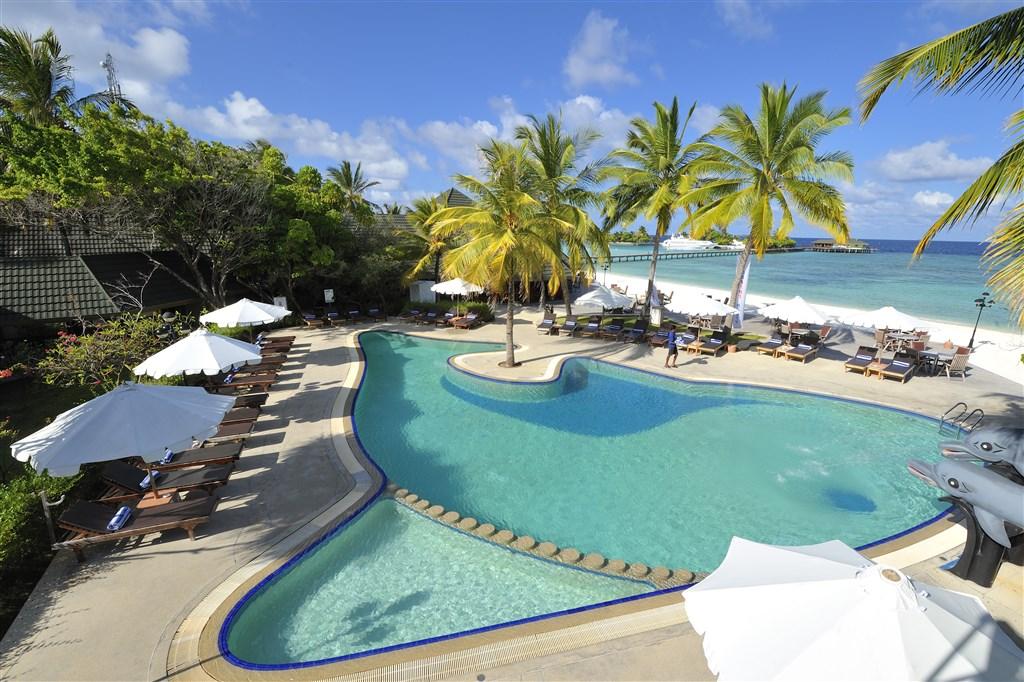 Paradise Island - Maledivy
