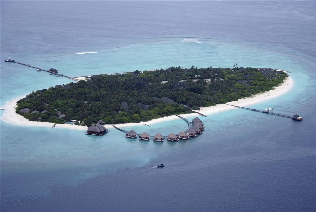 Adaaran Select Meedhupparu - Maledivy