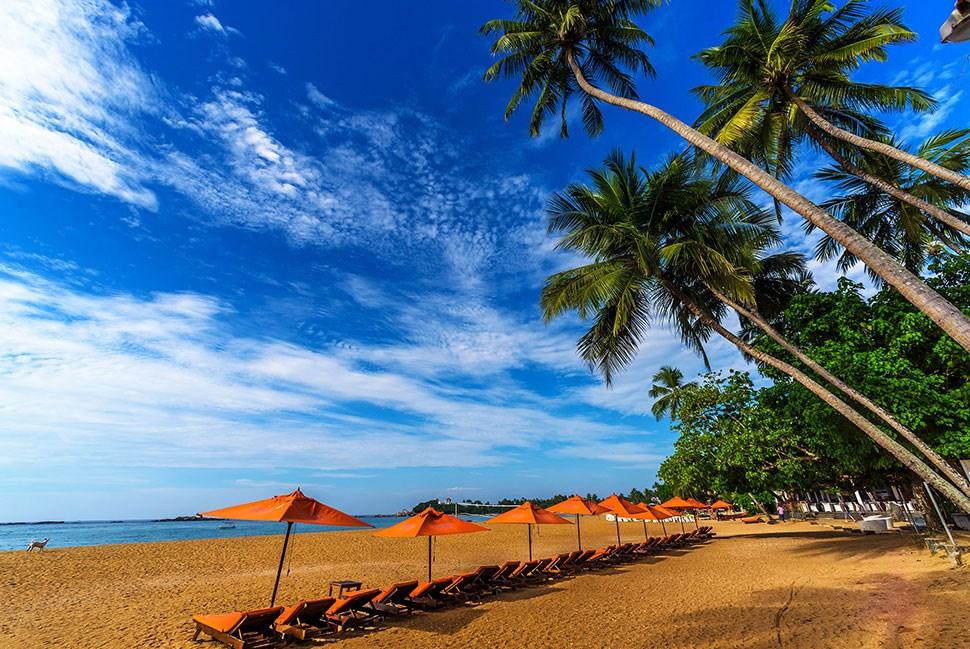 Calamander Unawatuna Beach - Srí Lanka