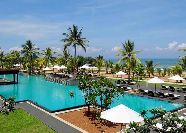 Centara Ceysands Resort & SPA - Srí Lanka