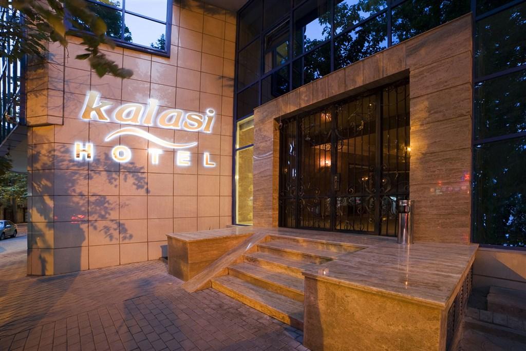 Hotel Kalasi - Gruzie