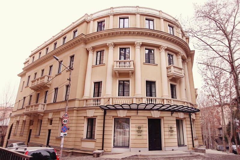 Astoria Tbilisi Hotel - Gruzie