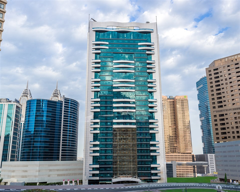 First Central Suites - Dubaj