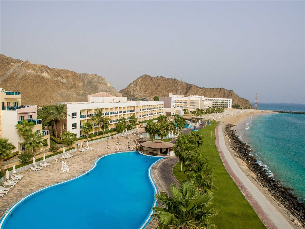 Radisson Blu Fujairah Resort - Emiráty