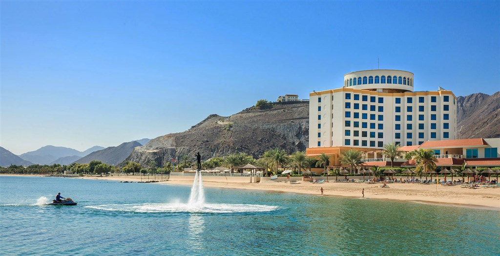 Oceanic Resort Khorfakkan