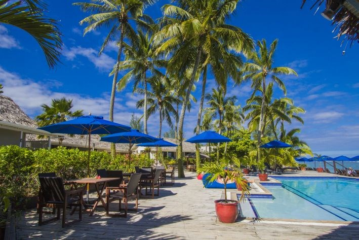 Manuia Beach Resort - Cookovy ostrovy