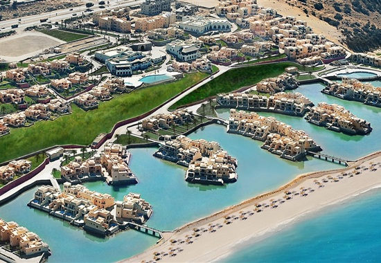 The Cove Rotana Resort -