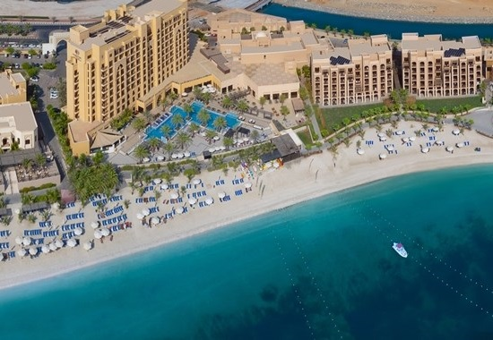 DoubleTree by Hilton Resort & SPA Marjan Island -