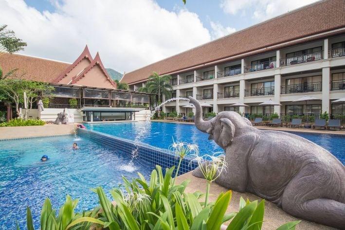 Deevana Patong Resort & SPA - Thajsko