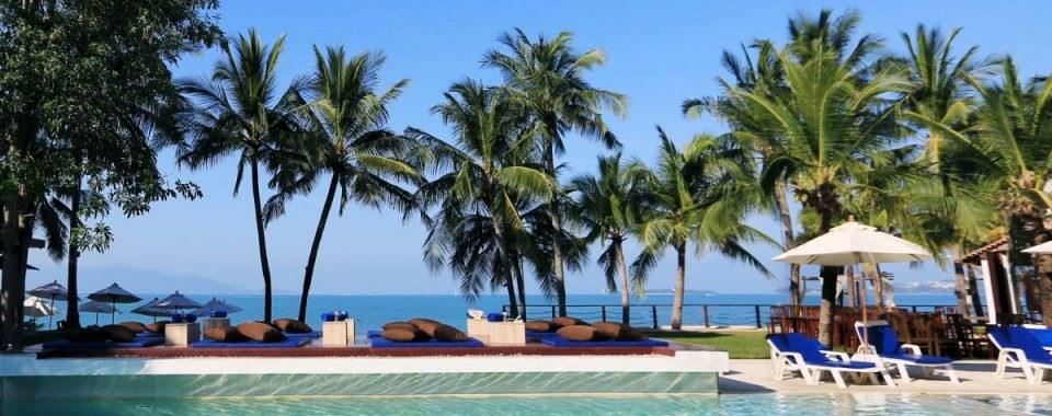 Samui Palm Beach - Thajsko