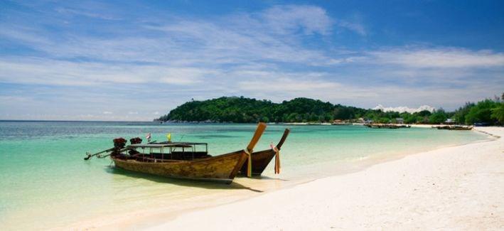 Putování po thajských ostrovech - Koh Chang, Koh Kood a Koh Maak - Thajsko