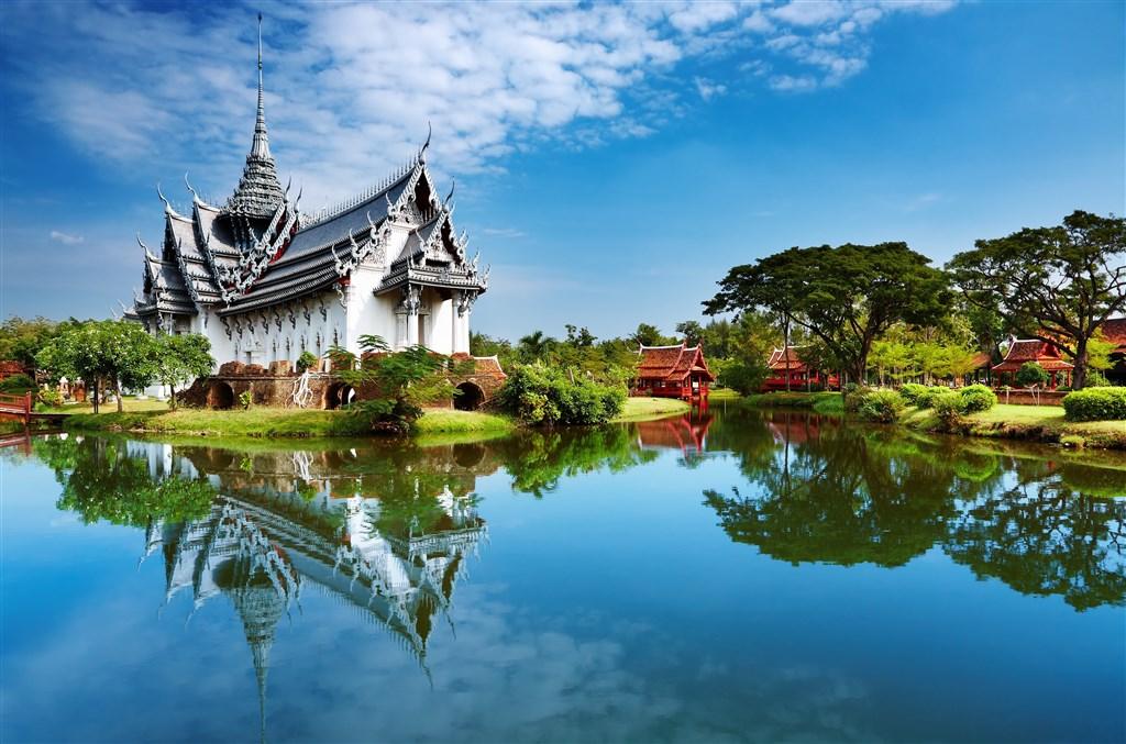 Bangkok a okolí + pláže Koh Changu - CZ PRŮVODCE - Thajsko