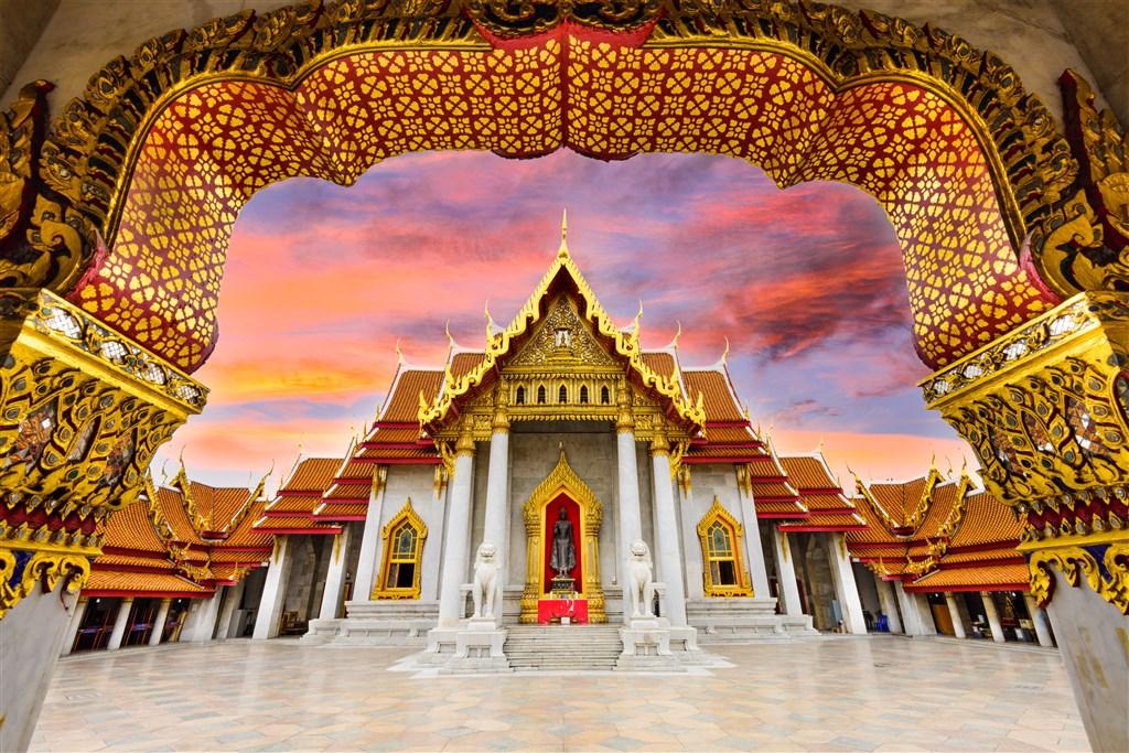 Bangkok a okolí + pláže na Pattaye - CZ PRŮVODCE - Thajsko