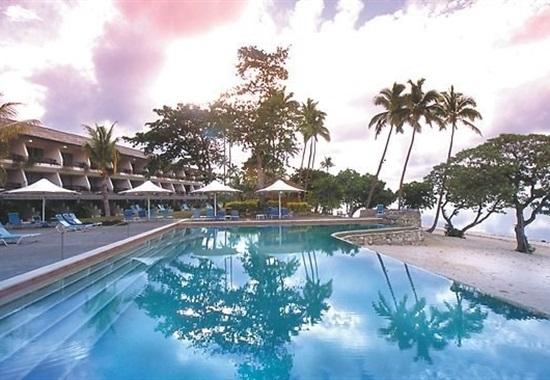 Shangri-La´s Fijian Resort & SPA - Fidži