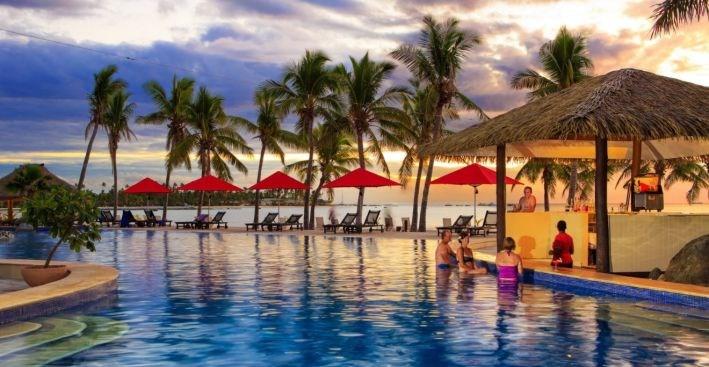 Musket Cove Island Resort & Marina - Fidži