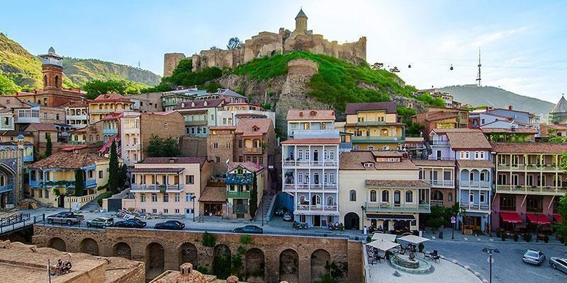 Týden v Gruzii s pobytem v Tbilisi - Gruzie