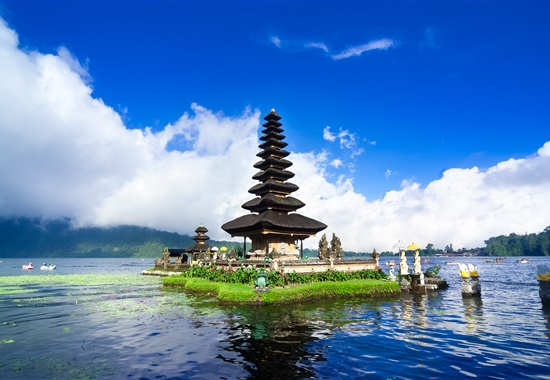 To nejkrásnějí z ostrova bohů - Bali - Indonésie