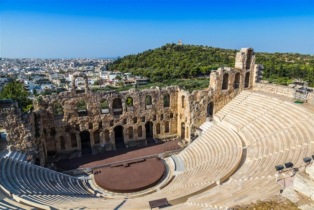 Víkend v Athénách - hotely 4* - Řecko