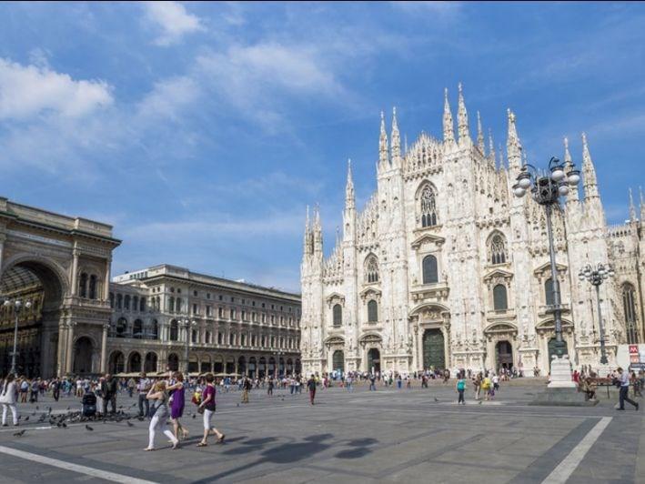 Víkend v Miláně - hotely 3* - Miláno
