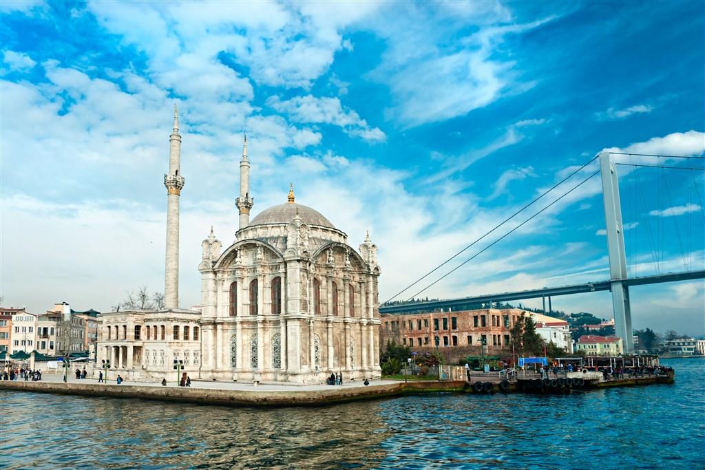 Víkend v Istanbulu - hotely 3* - Turecko