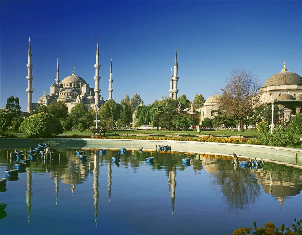 Víkend v Istanbulu - hotely 4* - Istanbul