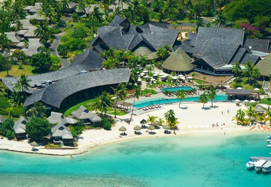 Intercontinental Moorea Resort & Spa -
