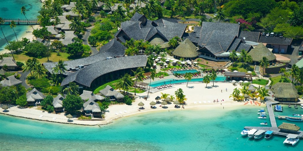 Intercontinental Moorea Resort & Spa - Moorea