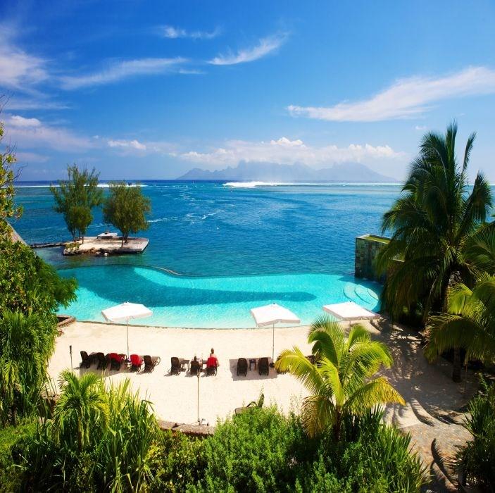 Manava Suite Resort - Tahiti