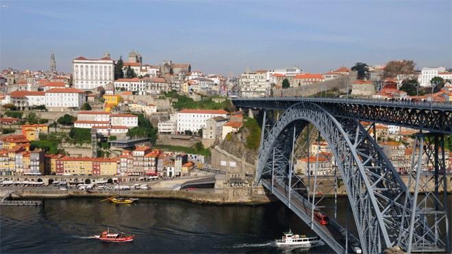 Víkend v Portu - hotely 3* - Portugalsko
