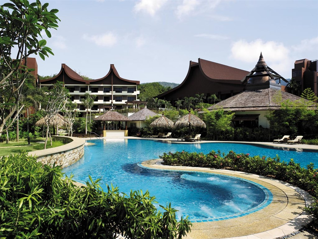Shangri-La´s Rasa Sayang Resort & Spa - Malajsie