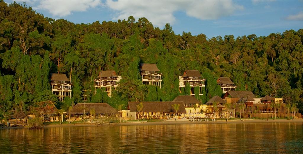 Gaya Island Resort - Borneo