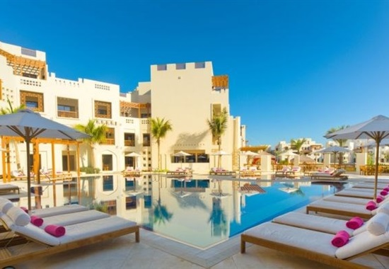Sifawy Boutique Hotel - Muscat