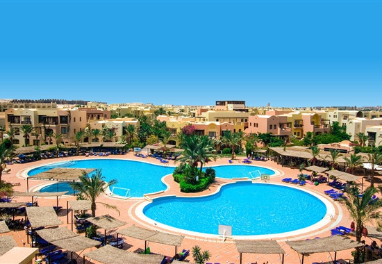 Jaz Makadi Saraya Resort - Egypt