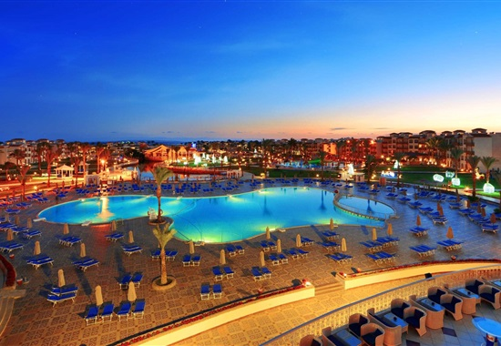 Dana Beach Resort - Hurghada
