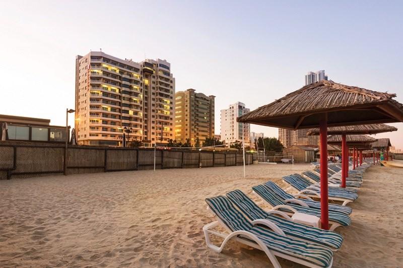 Ramada Beach Hotel Ajman - Emiráty