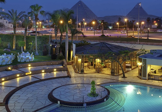Mercure Le Sphinx - Egypt
