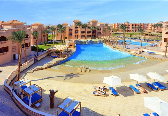 Aqua Blu Resort (ex. Albatros Sea World Resort) - Hurghada