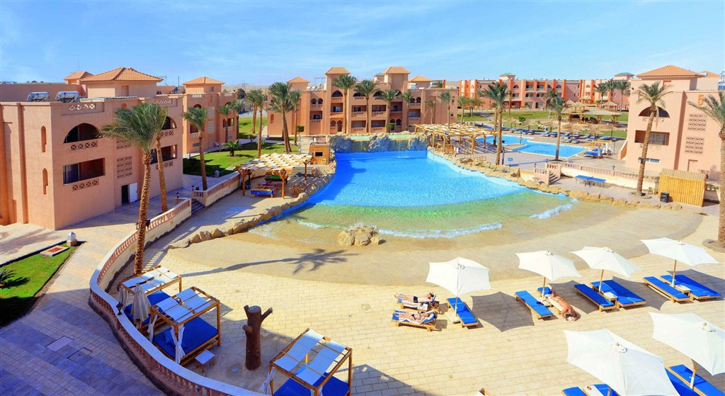 Albatros Sea World Resort - Hurghada