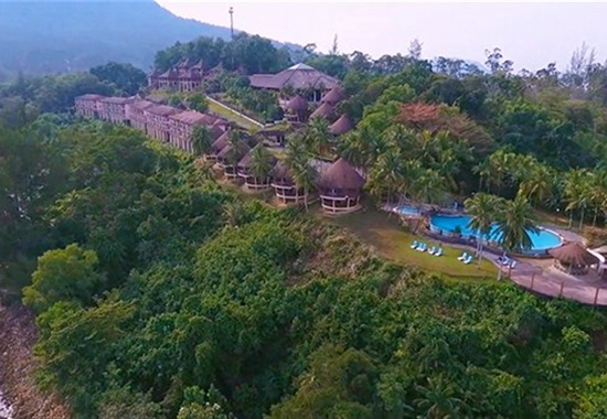 Damai Beach Resort - Borneo