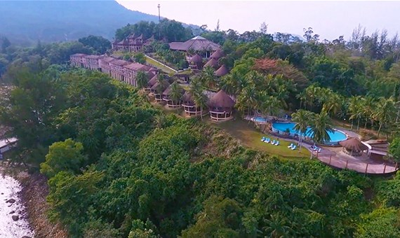 Damai Beach Resort - Borneo