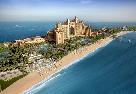 Atlantis the Palm - Palm Jumeirah